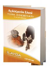 Açık Lise Edebiyat 7. Ve 8. Dönem Kitabı