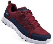 Lescon L4625 Bordo Bağcıklı Helium Günlük Spor Ayakkabı