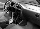 Mazda Pıc Up 1999 12 Parça Torpido Kaplaması Gümüş