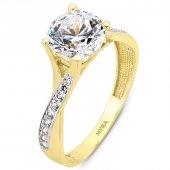 Myra Gold Altın Evlilik Teklifi Yüzüğü