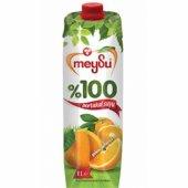 Meysu 100 Portakal Suyu 1 Lt