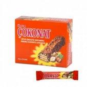ülker Sütlü Çikolata Kaplamalı Fındık Gofretli Çokobar 37 Gr X 24 Adet