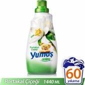 Yumoş Extra Portakal Çiçeği 60 Yıkama 1440 Ml