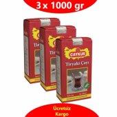 çaykur Tiryaki Çayı 3000 Gr (3x1000gr)