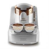 Arzum Okka Türk Kahve Makinesi Beyaz