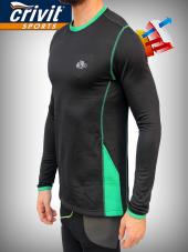 Crivit Silver+ Protection İthal 2.katman Termal Miflonlu İçlik Tişört