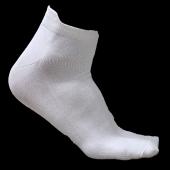 Dryactive Unisex Beyaz Seamless Spor Çorap