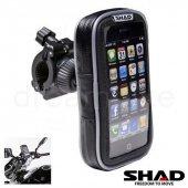 Shad 3,8 Motosiklet Telefon Tutucu Çanta Su Geçirmez Sg20h