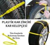 Kar Zinciri Yeni Nesil Plastik Klipsli Pratik Tofaş