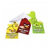 Angry Birds Davetiye
