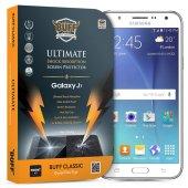 Buff Galaxy J7 Darbe Emici Ekran Koruyucu Film