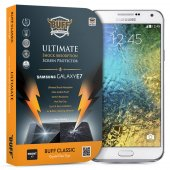 Buff Galaxy E7 Darbe Emici Ekran Koruyucu Film