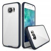 Verus Samsung Galaxy S6 Crystal Mixx Kılıf Black