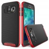 Verus Galaxy S6 Case Crucial Bumper K� �l� �f Crimson Red