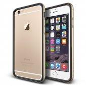 Verus İphone 6 6s 4.7 Iron Bumper Kılıf Gold