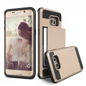 Verus Galaxy S6 Edge Plus Damda Slide Kılıf Shine Gold