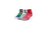 Nike Sx4710 963 3p Grl G Csh Qt Msmg (Xxs M Çocuk Çorap
