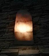 çankırı Kristal Doğal Tuz Lambası 4kg