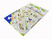 Ivi 100x150 Cm Mini City Çocuk Odası Anaokulu Kreş Oyun Halısı