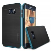 Verus Galaxy S6 Edge Plus High Pro Shield Kılıf Electric Blue