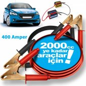 Automix Takviye Kablosu 400 Amp Kutulu