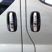 Spider Renault Traffic 2(01 14) Krom Kapı Kolu 3 K...