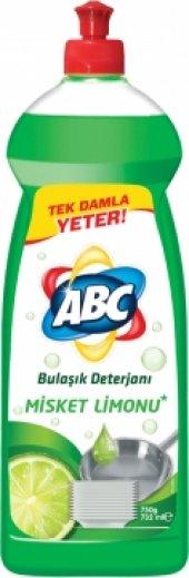 Abc Bulaşık Deterjanı Misket Limonu 750 Gr