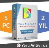 Dev Secure 5pc, 2yıl Masaüstü Yerli Antivirüs