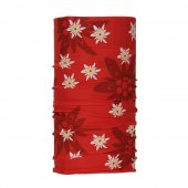Wind Edelweiss Red Bandana