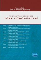 Tanzimat Tan Günümüze Türk Düşünürleri (7 Cilt 8 Kitap)