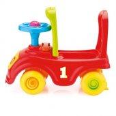 Dolu İlk Arabam Çocuk Arabası Telefonlu Kornalı