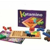 Katamino Zeka Oyunu Ahşap Puzzle Strateji Oyunu