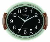 Regal 0830 Abz Sessiz Akar Saniye Duvar Saati