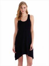 Ayyıldız 59344 Kalın Askılı Penye Elbise