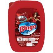 Bingo Soft Yumuşatıcı Lovely Parfümlü 5 Lt