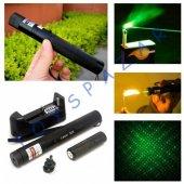 Yeşil Lazer Pointer, Lazer Işık, Gece Lazer