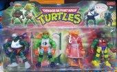 Ninja Turtles, Nınja Kaplumbağa Oyuncak Figür Karakerleri