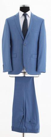 Comienzo 2 Düğmeli Klasik Tek Yırtmaçlı Takım Elbise 10549