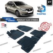 Renault Symbol Xt 3d Havuzlu Paspas 2013 Sonrası