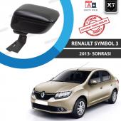 Renault Symbol Siyah Kol Dayama (Kolçak) 2013 Sonrası