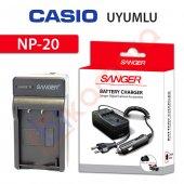 Casio Exilim Ex Z65 Şarj Cihazı Şarj Aleti