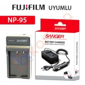 Fujifilm Finepix X S1 Şarj Cihazı Şarj Aleti