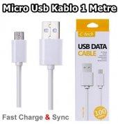 Lg G3 Usb Data Kablo D855 Şarj Kablosu 1 Metre Orj...