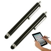 Stylus Pen Dokunmatik Kalem Tablet Telefon Kalem Şeklinde 2 Adet