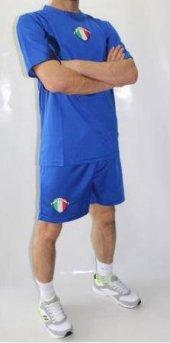 Italya Futbol Forma Takım Şort Forma
