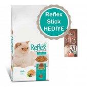 Reflex Kısırlaştırılmış Balıklı Yetişkin Kedi Maması 15 Kg