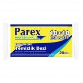 Parex Profesyonel Temizlik Bezi 10+10 Eko Paket