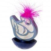 Ferplast Kuş Figürlü Plastik Kedi Oyuncağı