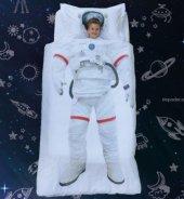 özdilek Astronot Genç Nevresim Takımı Tek Kişilik