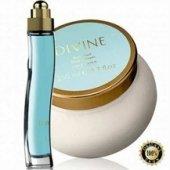 Oriflame Dıvıne Bayan Parfüm Edt 50 Ml+250ml Vücut Kremi